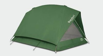 Freestanding tent - Every family should get a freestanding tent large enough for the family unit. Should your residence be damaged, a tent provides guaranteed quarters. Timothy uses a Eureka Timberline 4 which can be set on solid floors in most Red Cross shelters. This one of the first things tossed into the family car when evacuating during tornadoes.