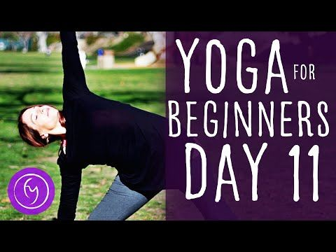 15 minute yoga for beginners 30 day challenge day 11