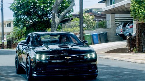 Hawaii Five 0 Season 4 Alex O Loughlin On Danny S New Ride