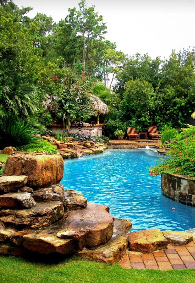 Backyard Paradise Home Decor Pinterest Backyard Paradise Magnificent Backyard Paradise Landscaping Ideas