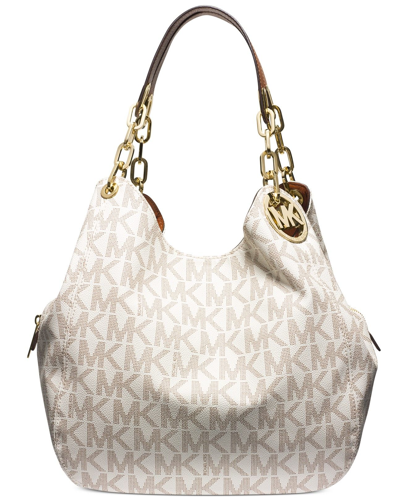 c5a0160f7048 MICHAEL Michael Kors Fulton Large Shoulder Tote - Handbags Accessories -  Macys
