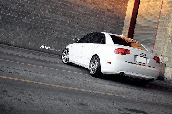 Tuner Tuning Photos Audi A4 Audi Audi A4 B7