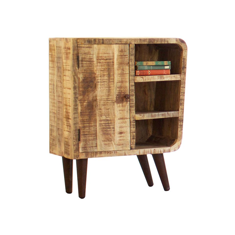 From This Angle Wood Cabinet Dotandbo Furniture Modern