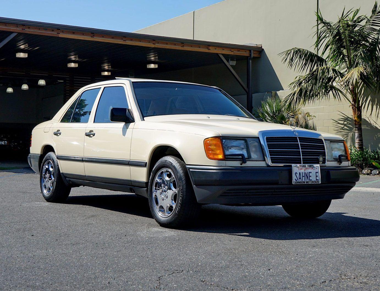 No Reserve 374k Mile 1986 Mercedes Benz 300e Mercedes Benz Benz