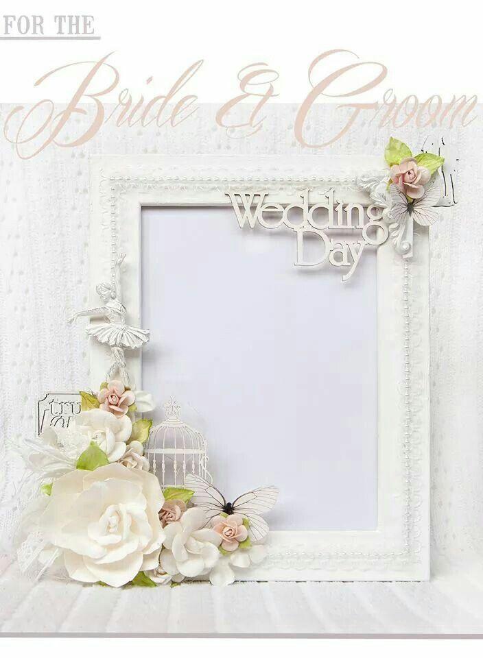 Porta retrato para lembrar do casamento!   casamento   Pinterest