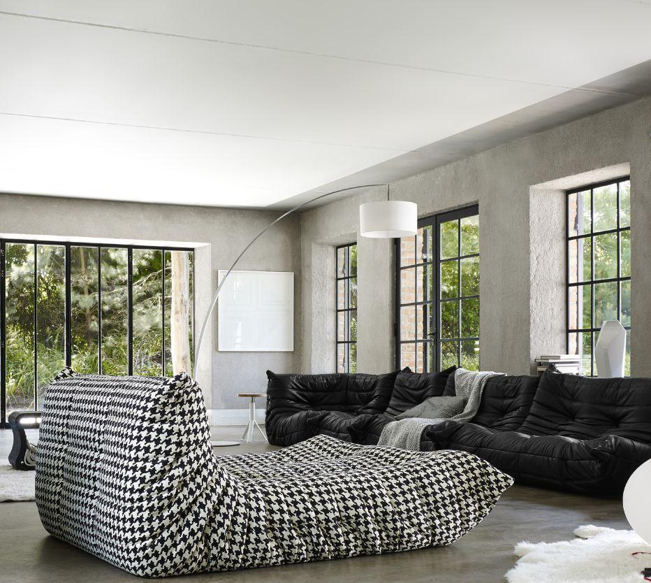 Togo Upholstery Designer Michel Ducaroy Furniture Luxury