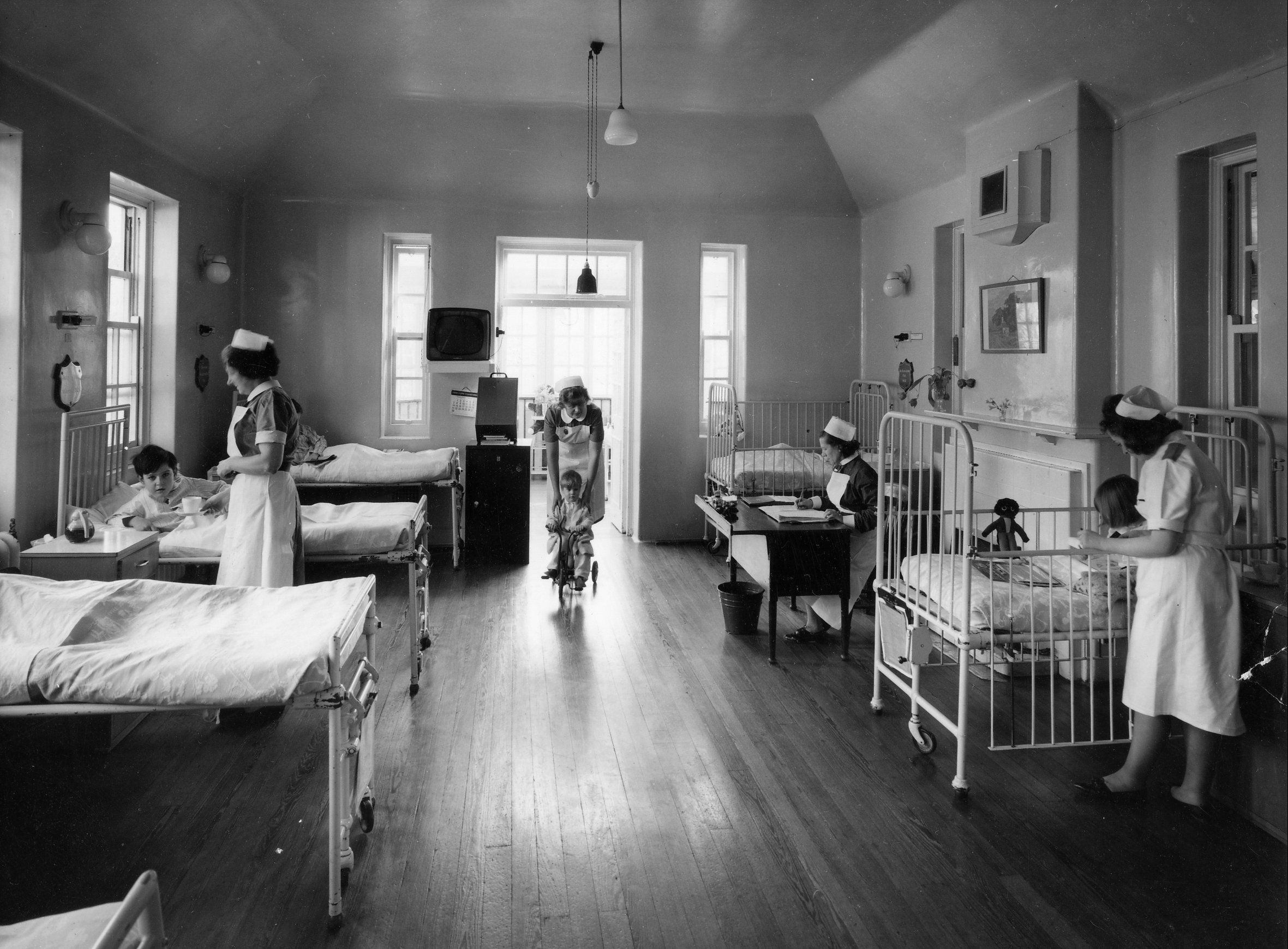 Childrens Ward Quot D5 Quot Photograph From Ashford Hospital