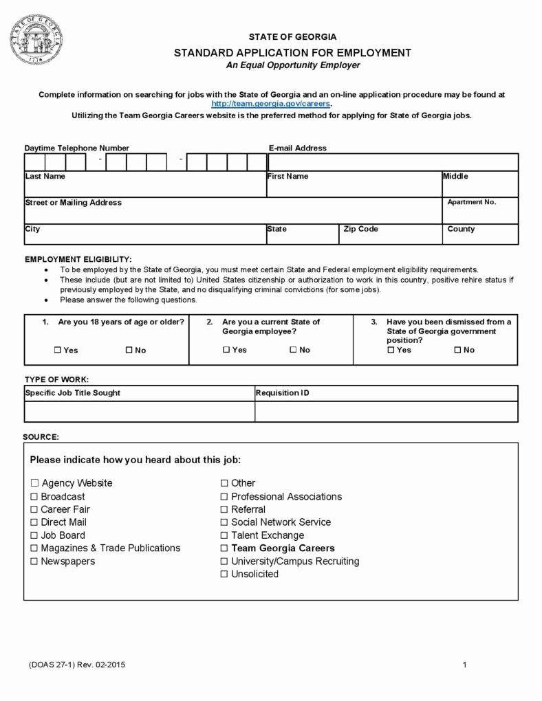 Employment Requisition Form Fresh 10 Employment Application Form Free Samples Examples Employment Application Application Form Job Application Form Free bilingual employment application form