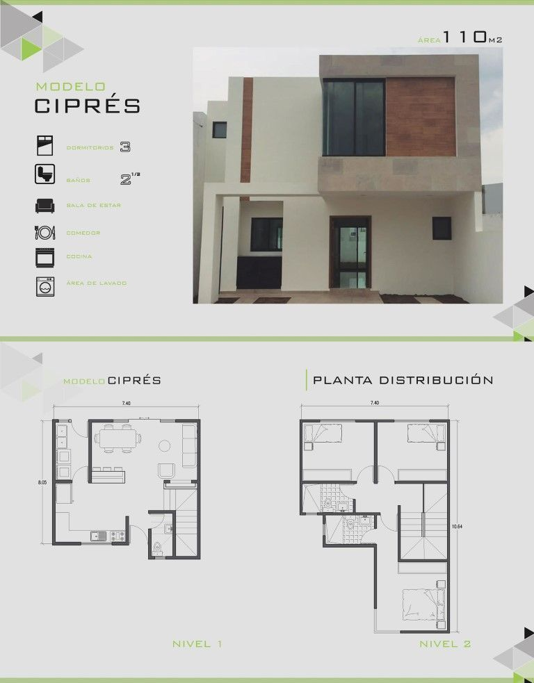 modelos y dise os de casas de dos pisos costa rica On distribucion de casas de dos pisos