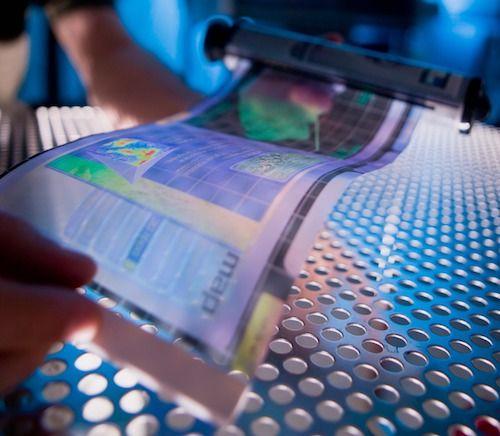 Flexible Displays A Revolutionary Breakthrough