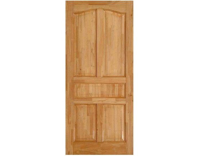 Five panel diyar wood door pid014 solid wood entry doors for Elegant main door designs