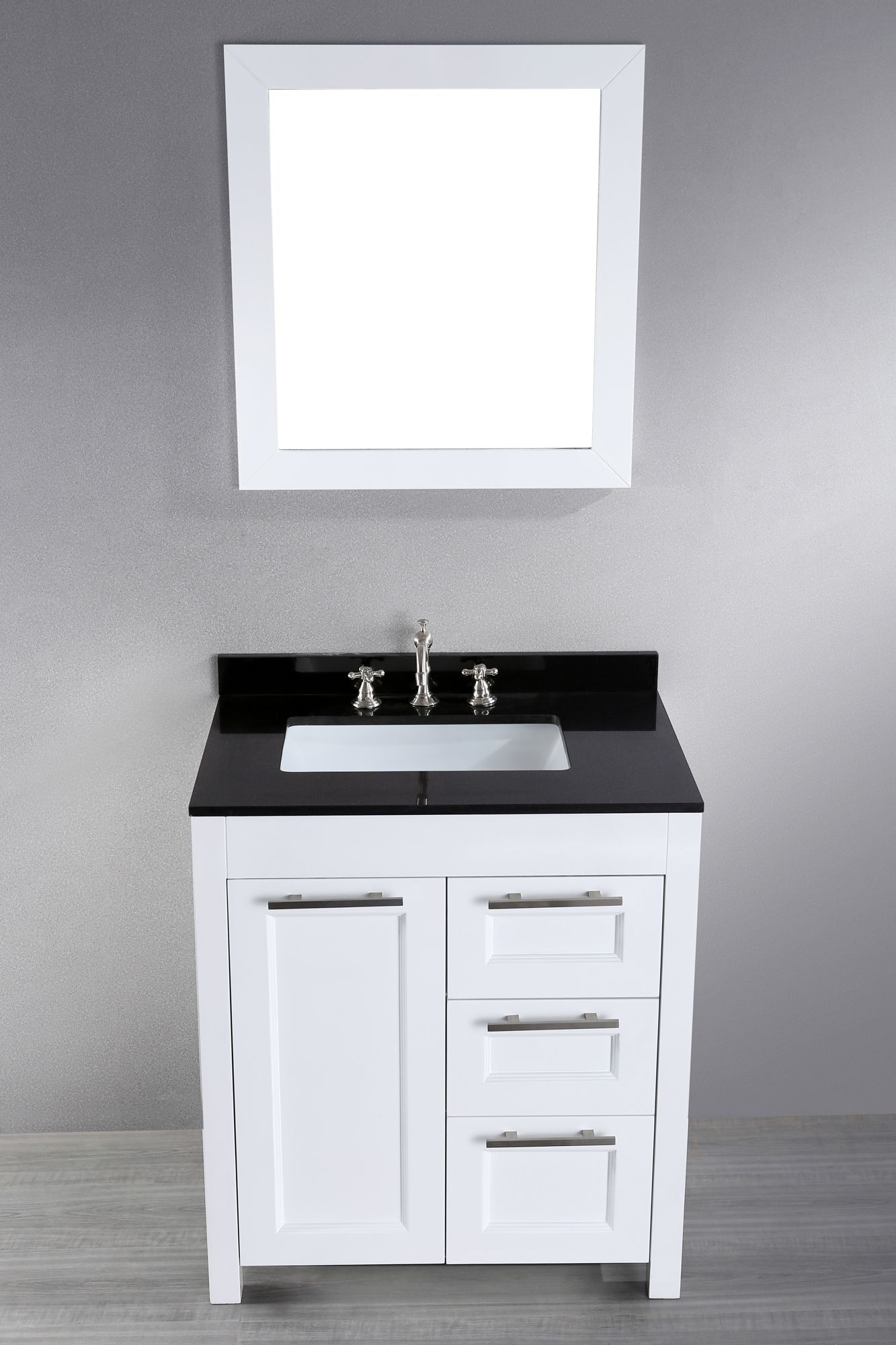 White Bathroom Vanity With Black Top White Vanity Bathroom 30 Inch Bathroom Vanity Bathroom Vanities For Sale