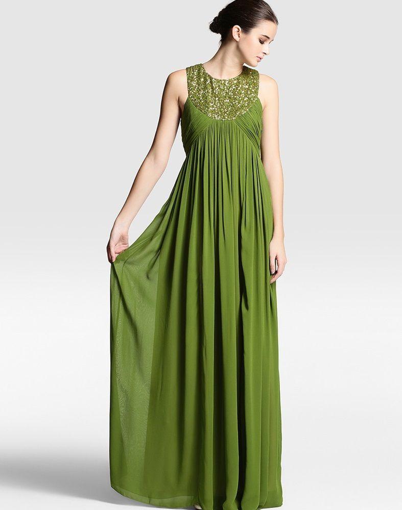 f0b1f1fe6 Vestidos de fiesta corte imperio para embarazadas - Vestidos elegantes