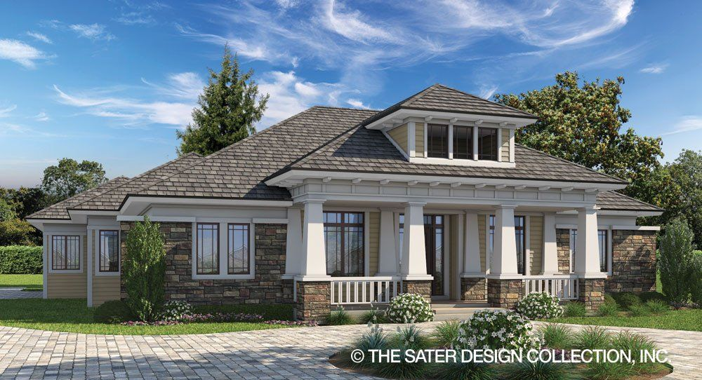Bayberry Lane House Plan | Pinterest | House, Craftsman and Future