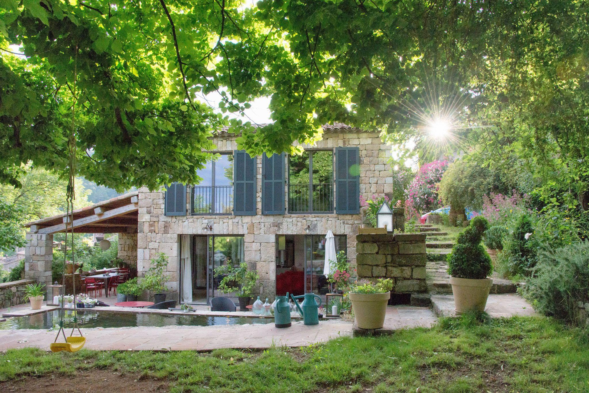 Maison d 39 h tes en sud ard che location g te familial - Chambre d hotes biarritz pas cher ...