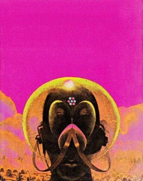 sciencefictiongallery: Paul Lehr - Damnation Alley 1976.