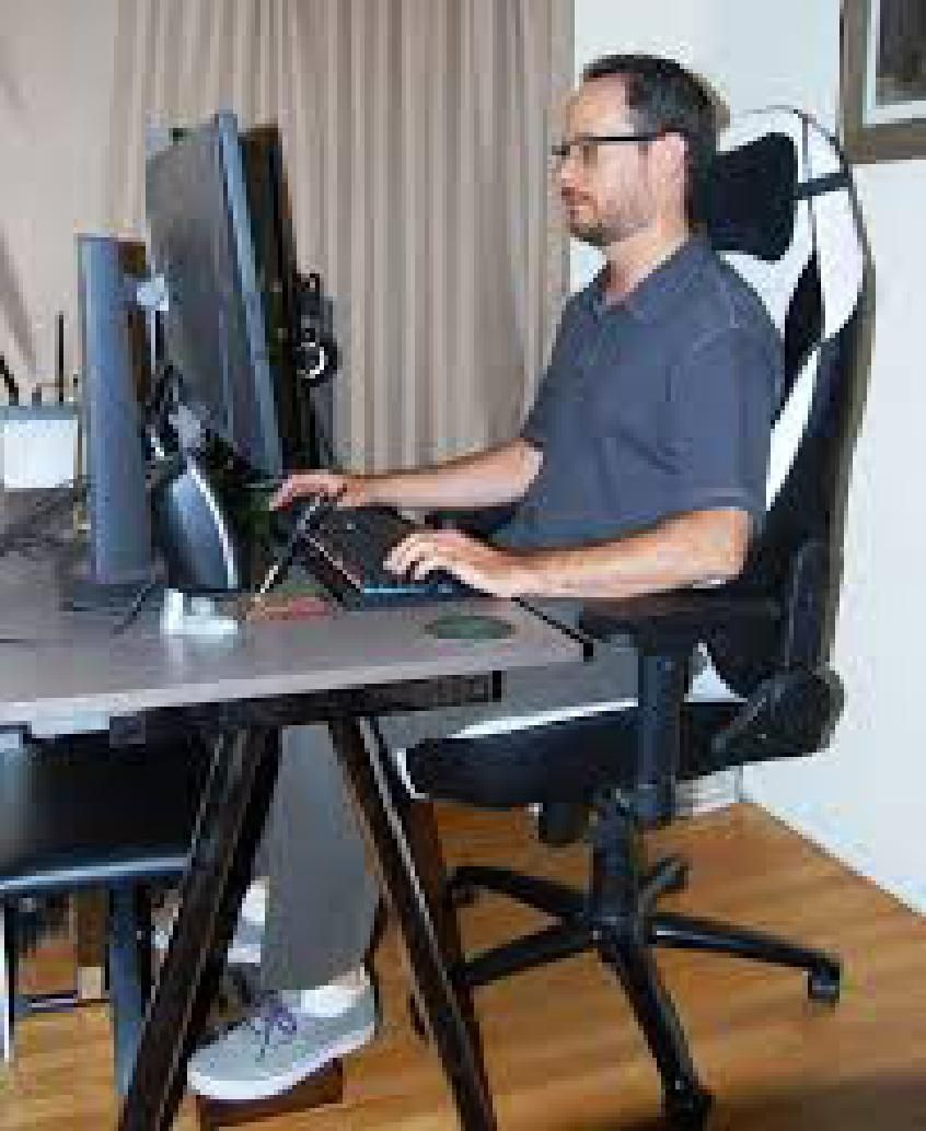 Best Ergonomic Racing style office gaming chair Office