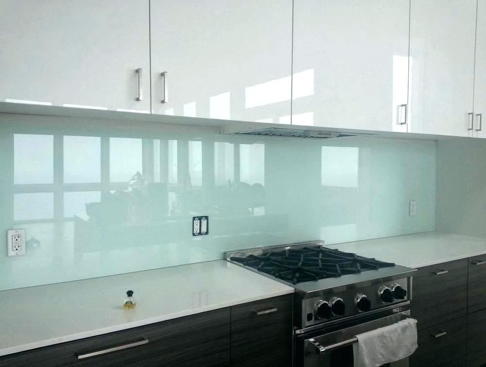 Solid Glass Backsplash Google Search Glass Backsplash Kitchen