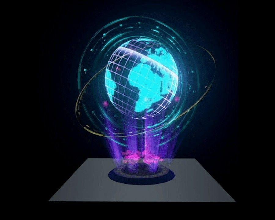 Hologramm Spiele