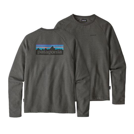 c5edc546a14 Patagonia Men s P6 Logo Lightweight Crew Sweatshirt