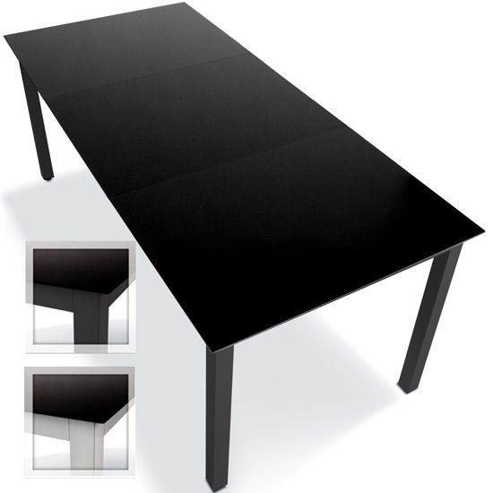 die besten 25 gartentisch alu ideen auf pinterest. Black Bedroom Furniture Sets. Home Design Ideas