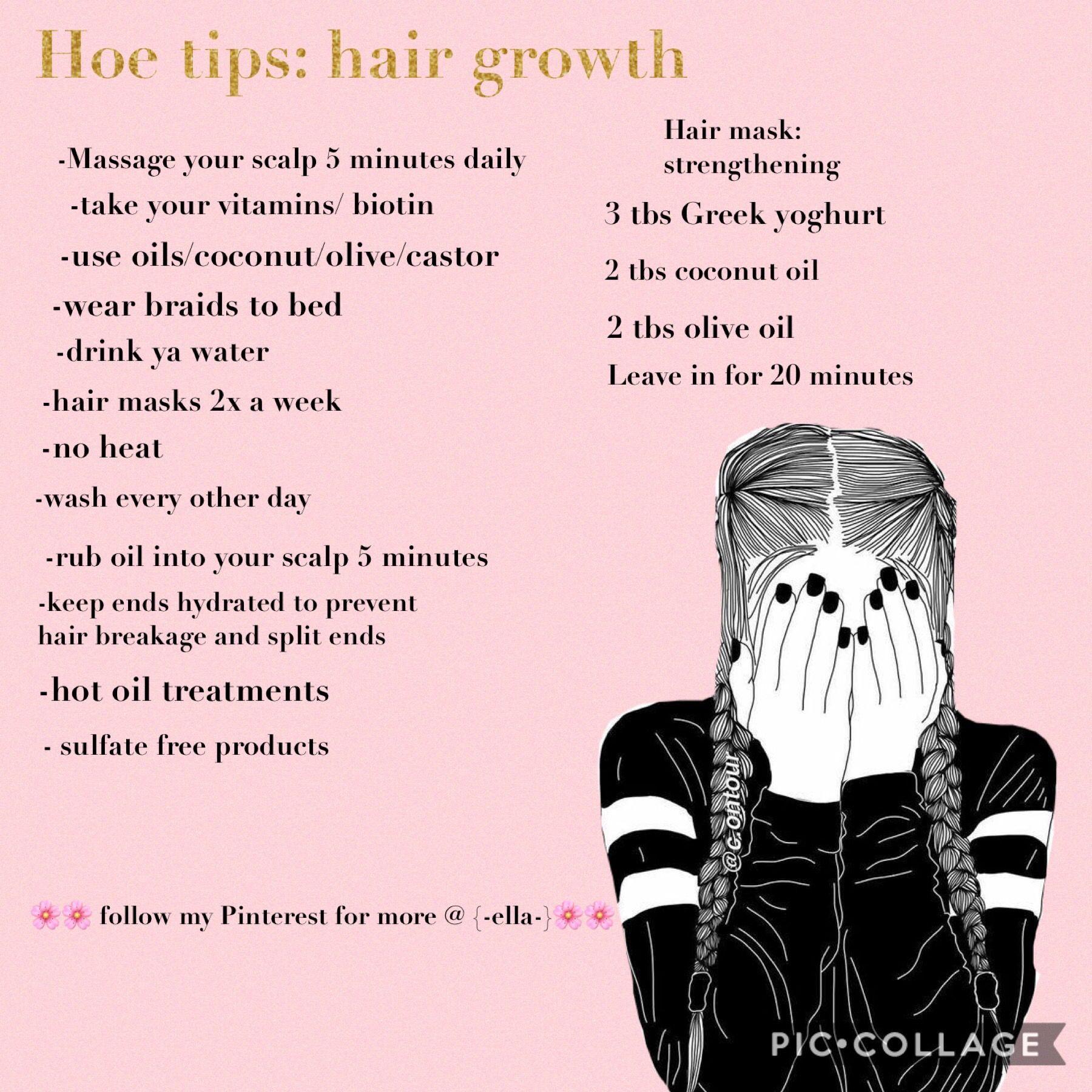Pin By Lesley Palacios On Hair Grow Hair Natural Hair Styles Hair Care