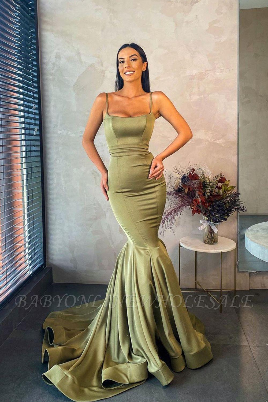 Slim Mermaid Prom Dress Charming Spaghetti Mermaid Prom Dresses Prom Dresses Long Mermaid Prom Dresses [ 1500 x 1000 Pixel ]