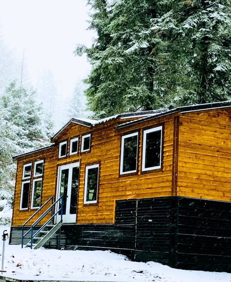 Tollgate Tiny Home With Financing And Exclusive Lot For