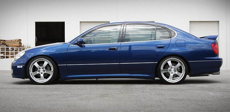Fs 98 Gs400 Spectra Blue Mica With Mods Socal Sgv Club Lexus