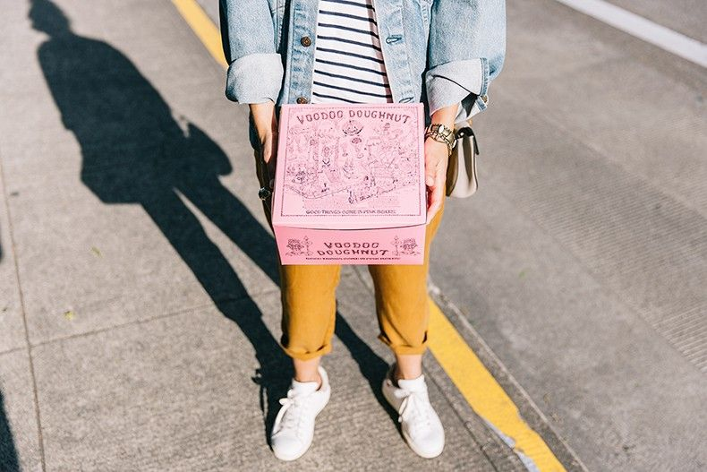 Portland-Striped_Top-ISabel_Marant_Sneakers-Denim_Jacket-Collage_on_The_Road-Street_Style-Usa_Road_Trip-12