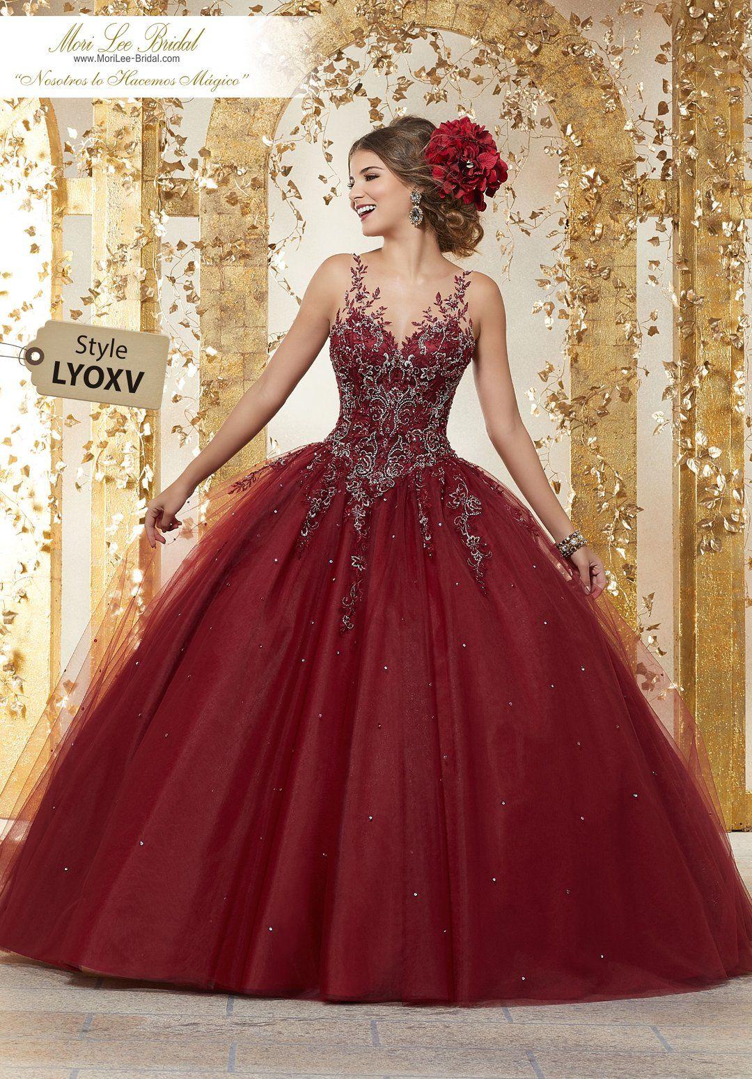 798e1948371 Lyovl en 2019 vestidos de xv Xv vestidos Vestidos y 15 aos