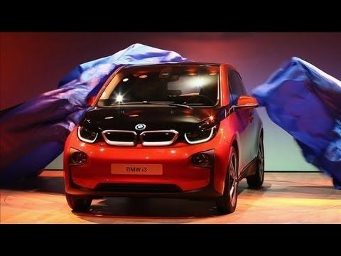 Bmw S New Electric Car To Rival Tesla Model S Bmw Electric Car