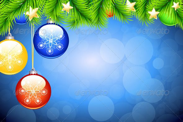 Christmas Card Template  FontsLogosIcons