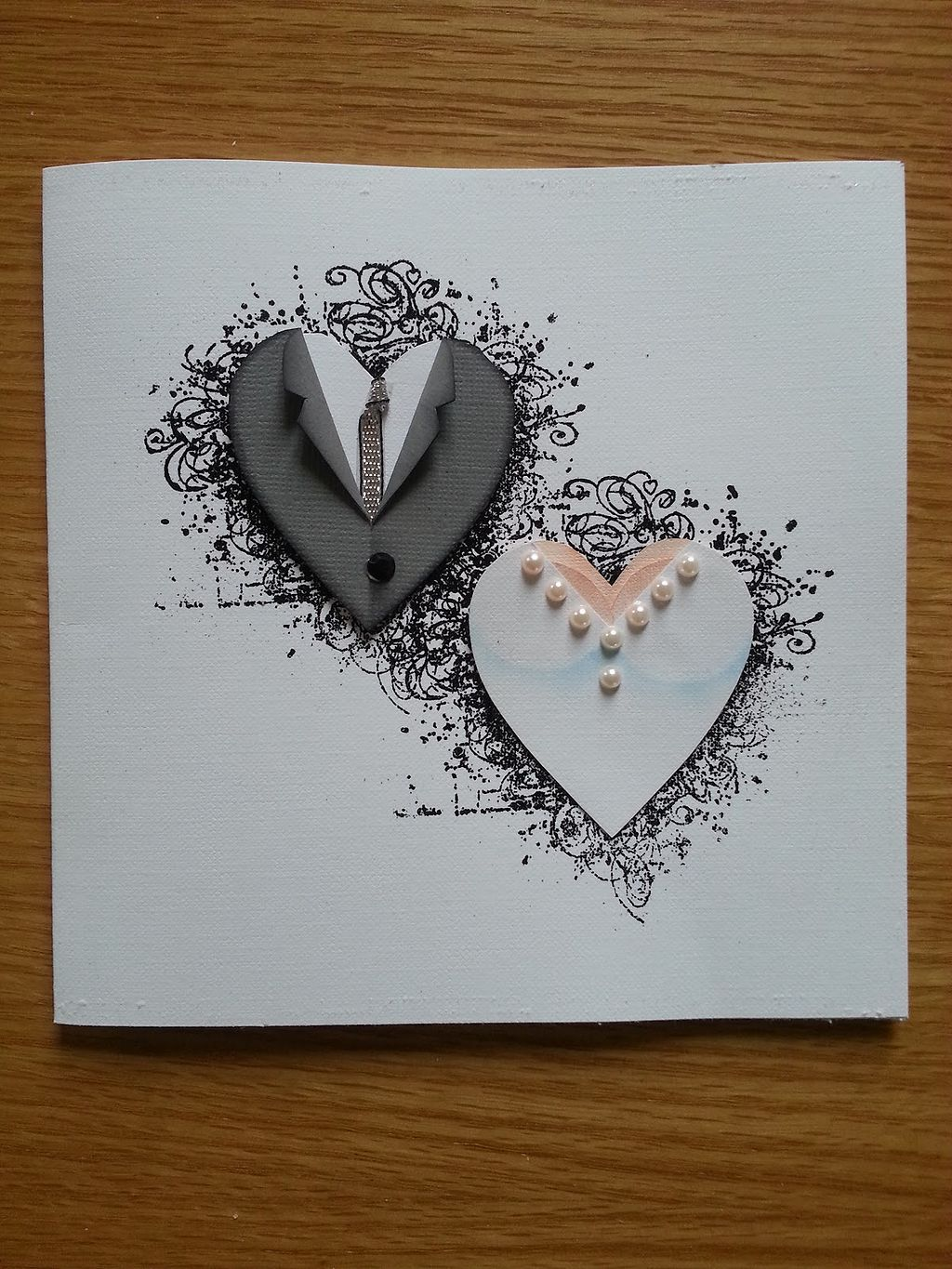 Tips For Looking Your Best On Your Wedding Day Luxebc Wedding Cards Handmade Wedding Cards Cards Handmade