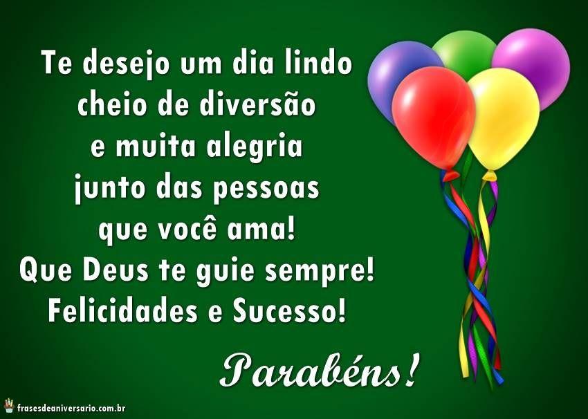 Frases De Cumpleaños Feliz Aniversário Happy Birthday Birthday
