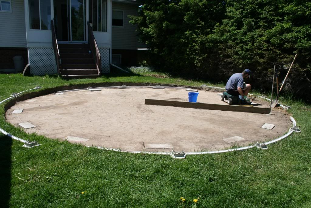 Above+Ground+Pool+Deck+Plans | One Man, One Pool and One Deck - AGP Pics • Above Ground Pools ...