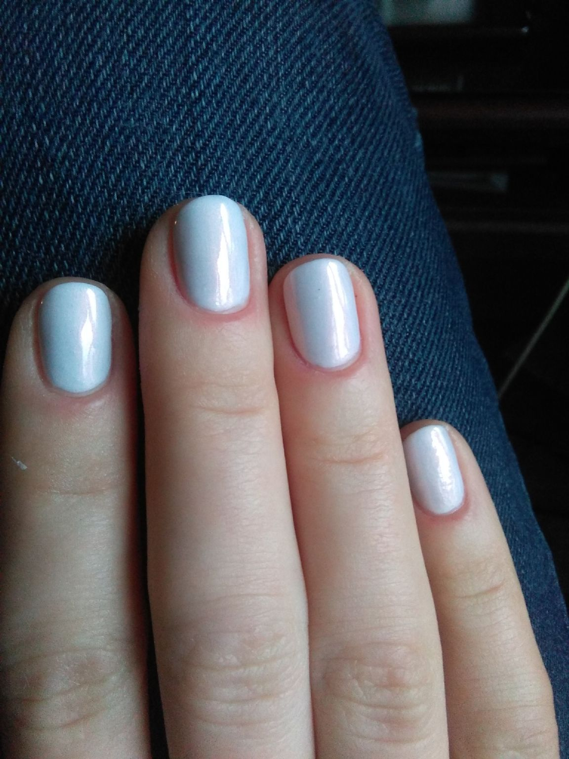 Opi White Gel Nail Polish: OPI Oh My Majesty, Perfect 31st Birthday Color. Tan And