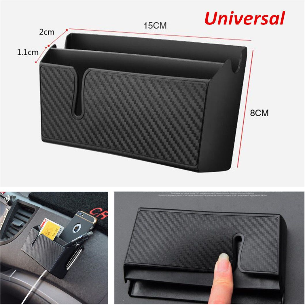Cool Great Car Accessories Organizer Air Outlet Storage Bag Box For ...
