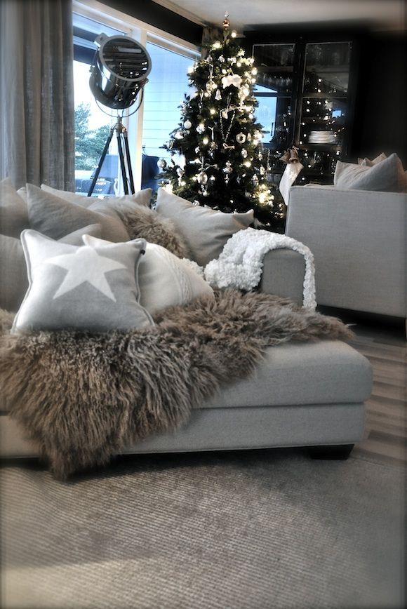 Des coussins originaux pour Noël