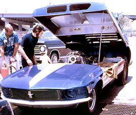 70s Funny Cars - Where Are They Now?