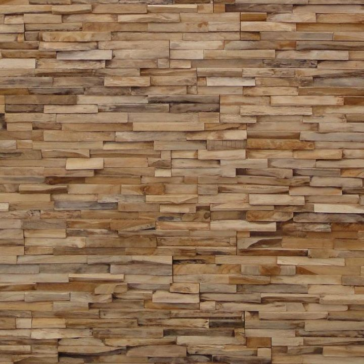 Wooden Wall By Wonderwall Studios Real And Authentic Partly Recycled Wood Must Be A Multu