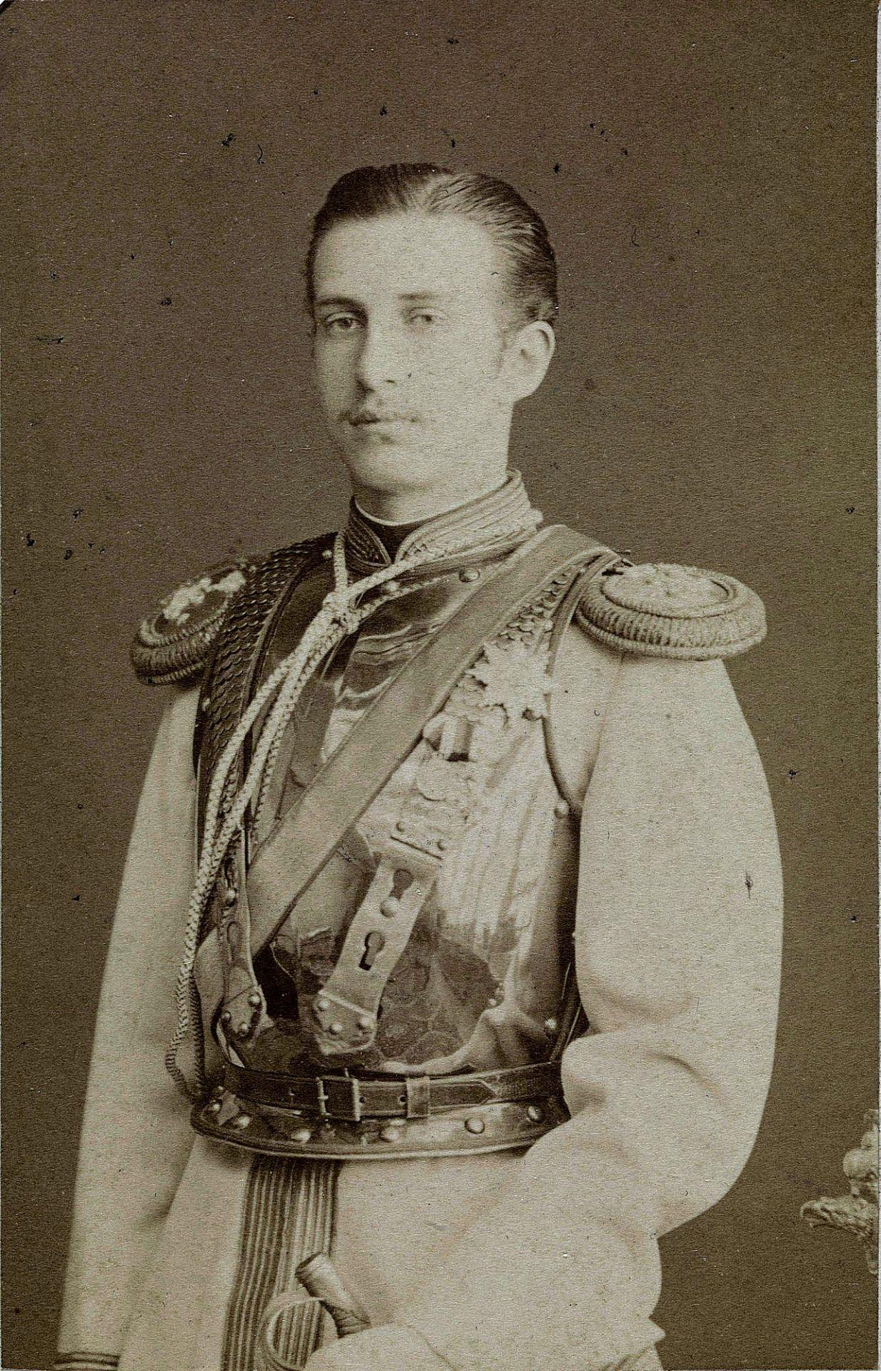 Grand Duke Nicholas Konstantinovich of Russia