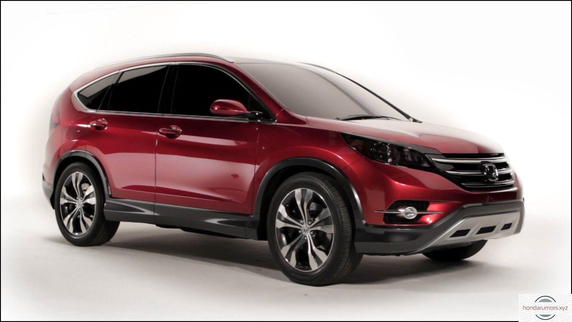 2020 Honda Crv Redesign New Release in 2020 Honda crv