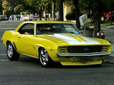 yellow 1969 camaro camaro 1st gen 39 67 39 69 pinterest camaro ss ss and cars. Black Bedroom Furniture Sets. Home Design Ideas