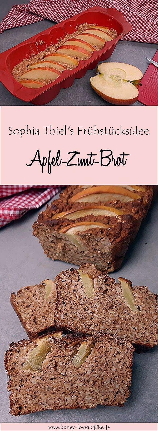 Photo of Apfel-Zimt-Brot nach Sophia Thiel