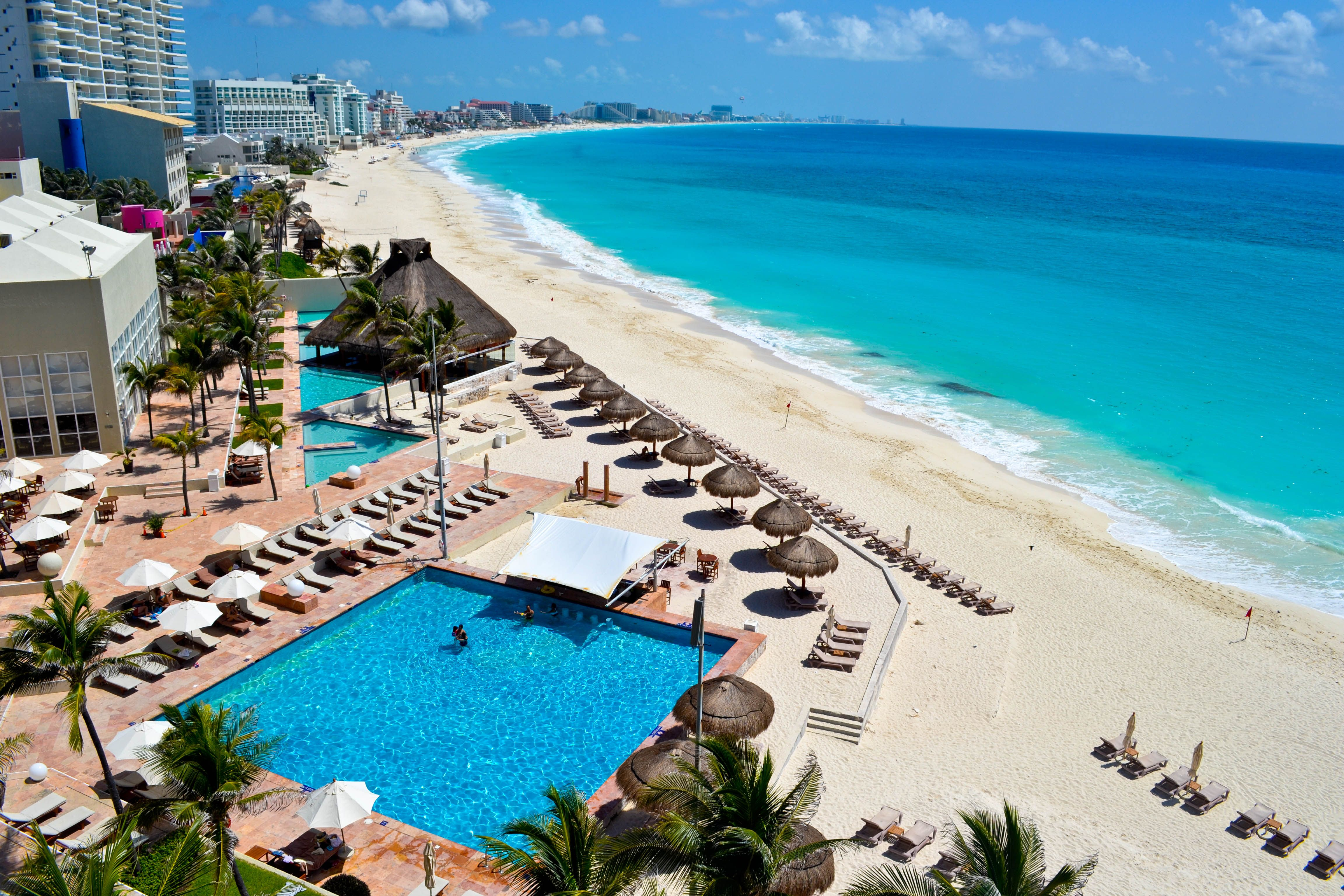 Forget Cancun Mexico S Riviera Maya Is The Perfect Getaway Cancun Photos Cancun Resorts Best Beaches In Mexico