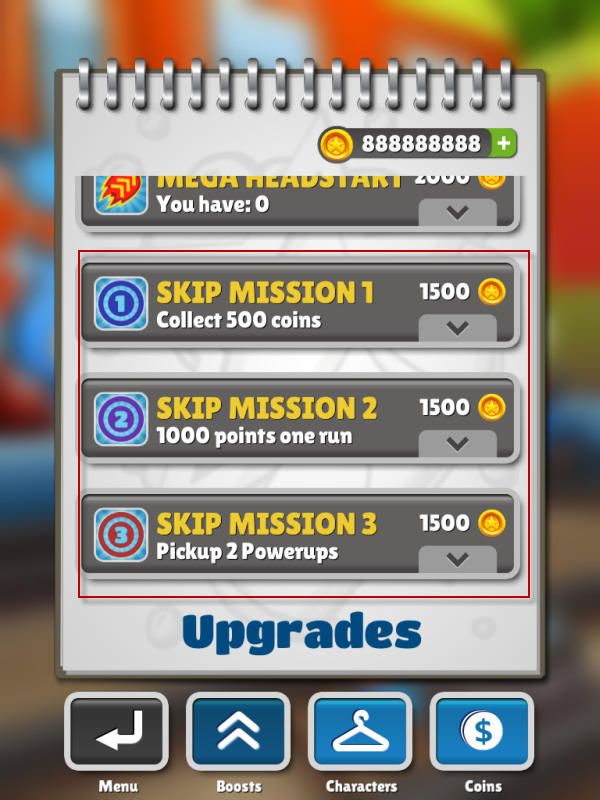 subway surfers coins unlimited
