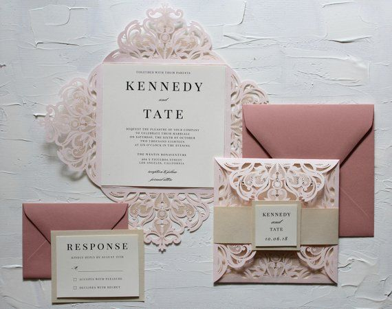 Pin On Dusty Rose And Blush Wedding