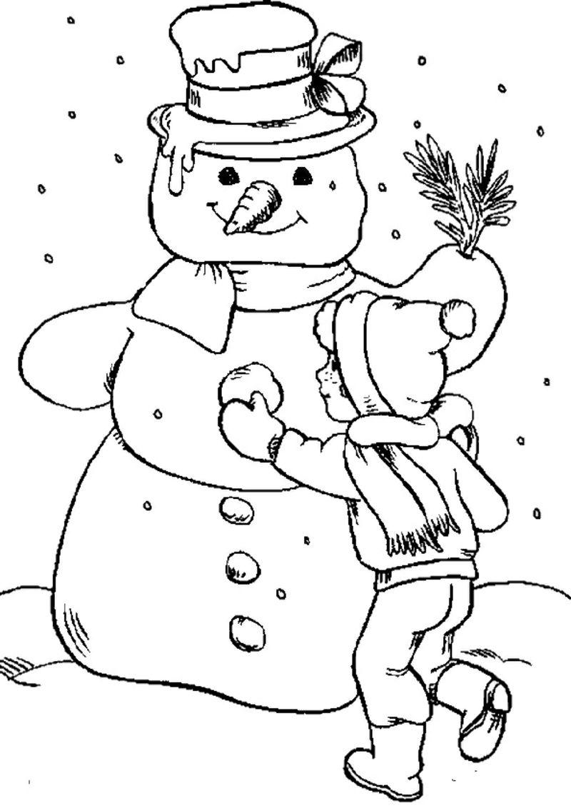 8 Ausmalbilder zu Weihnachten: Erfreuen Sie Ihre Kinder für das