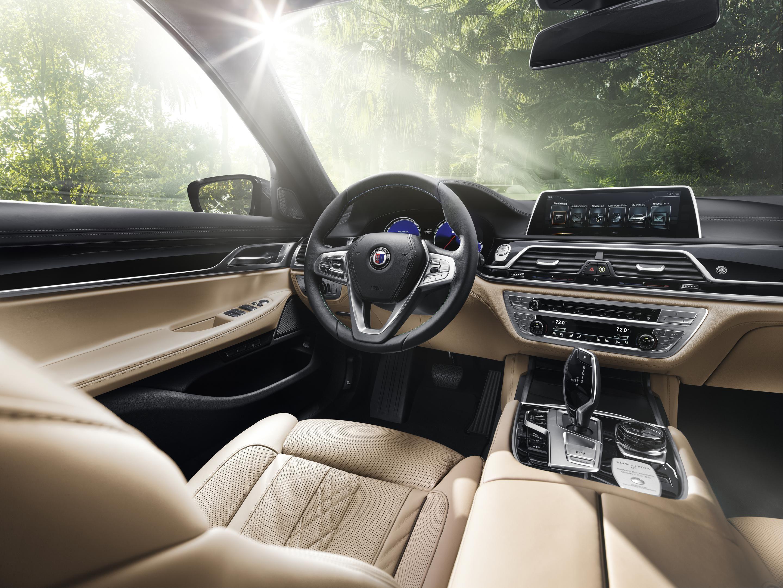 2017 Alpina B7 Xdrive Bmw 2017my 7 Series Geneva International Motor Show 2016